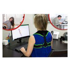 Kelexx Posture Corrector Back Brace Belt for Men, Women, Shoulder Support Medical Device to Improve Bad Posture, Back Brace Support Pain Relief Belt