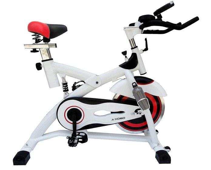 kobo exercise bike review