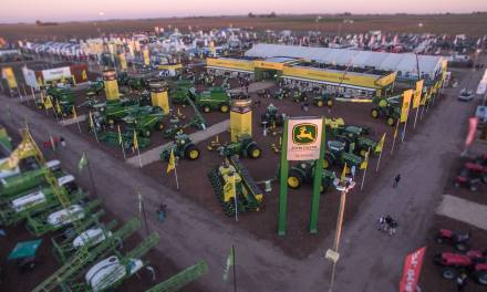 John Deere will produce 7J series tractors in its Argentina factory