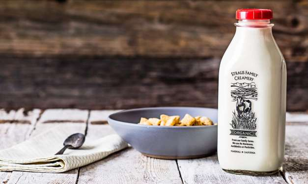 Organic milk, a growing trend around the world