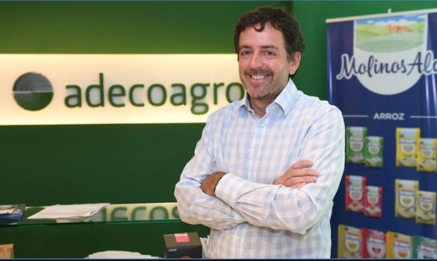 Rice business levered Adecoagro's increased EBITDA, but net debt plunged the 1Q financial result