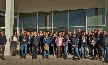 Interested in the HB4 technology, Australian farmers visited Bioceres headquarters