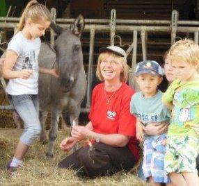CK-Esel-Kinder-Grebehof geschnitten
