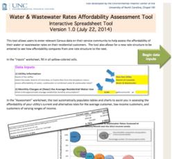 Affordability Tool