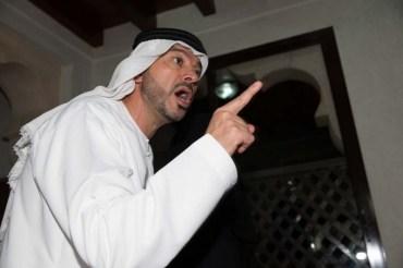 Honorary Member Nasif Kayed