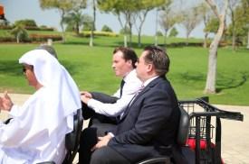 Stephan Siegler in Dubai