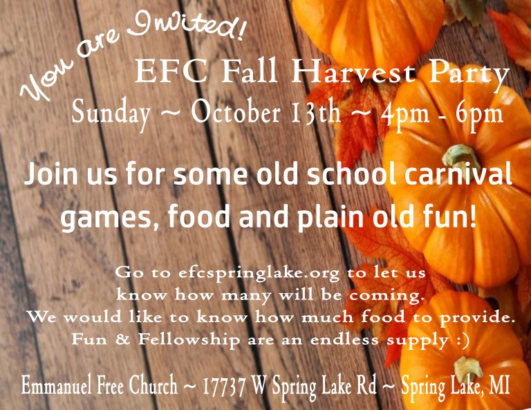 Full size 2019 Fall Harvest invite