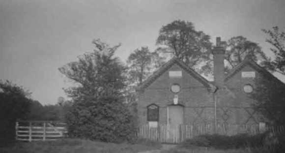 Old Mission Hall, Honey Lane, c.1943