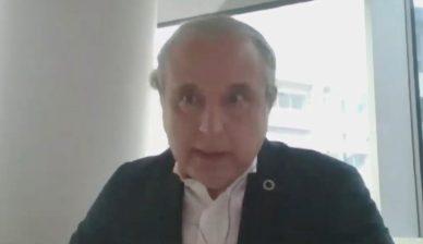 El director de relaciones institucionales de Pascual, Óscar Manuel Hernández Prado. EFE