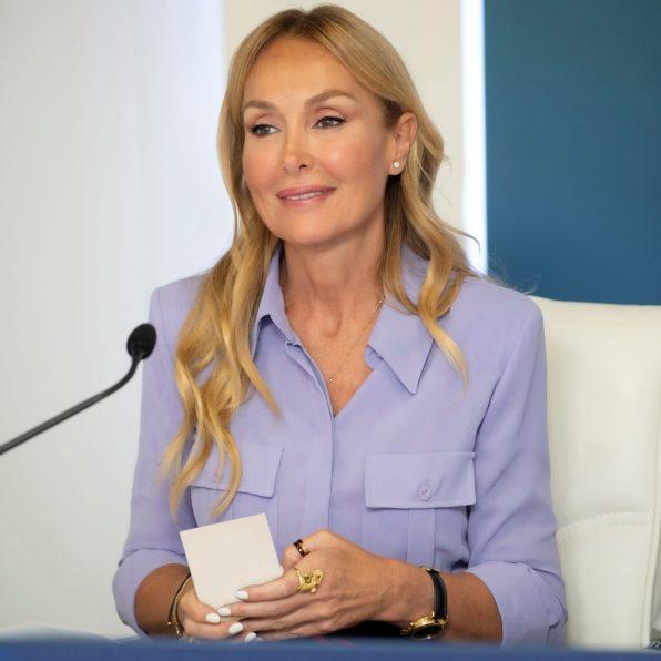 Esther Alcocer Koplowitz, presidenta del Grupo FCC. CEDIDA