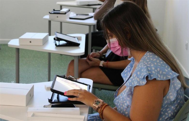 Herramientas digitales y uso de la tecnología Apple Autor: Campus EUFP