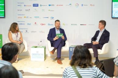 BASF lleva a Expoquimia 2021 su propuesta por la innovación, la economía circular y el 5G. IMAGEN CEDIDA/SOLO USO EDITORIAL PARA ILUSTRAR LA NOTICIA QUE ACOMPAÑA.