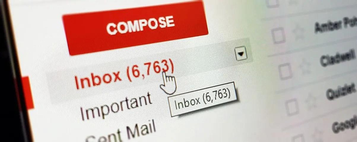 Un inbox repletito