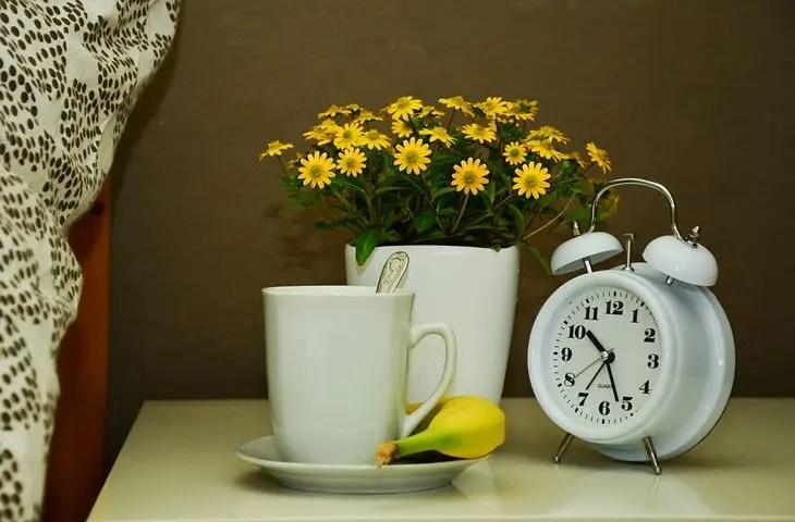 Despertador para madrugar
