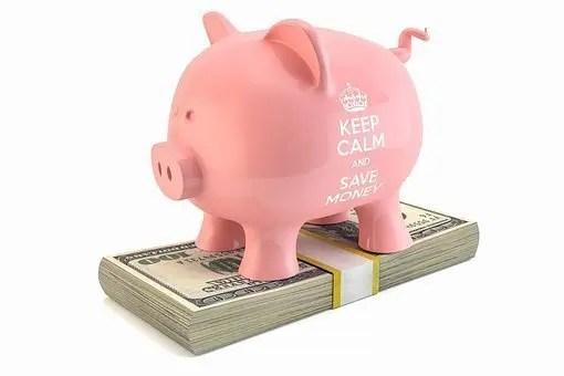 El ahorro es fundamental en un buen presupuesto