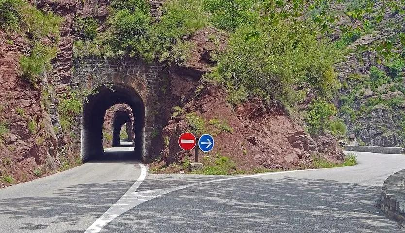 A veces, no tiene sentido pasar por el túnel