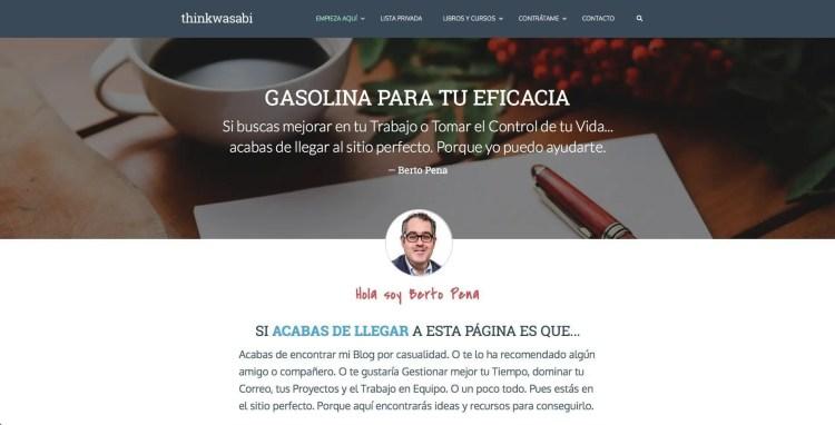 Curso online Berto Pena