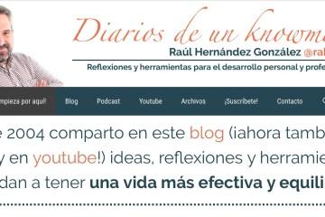 Diarios de un Knowmad - Raúl Hernández González