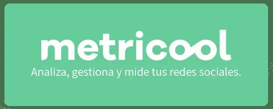 Banner Metricool para gestión Twitter