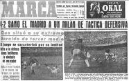 Real Madrid-AC Milan 1956