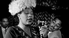 Admirada por Dizzy Gillespie