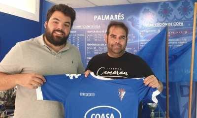 El cartagenero, Alberto Achirica, nuevo director deportivo del San Fernando