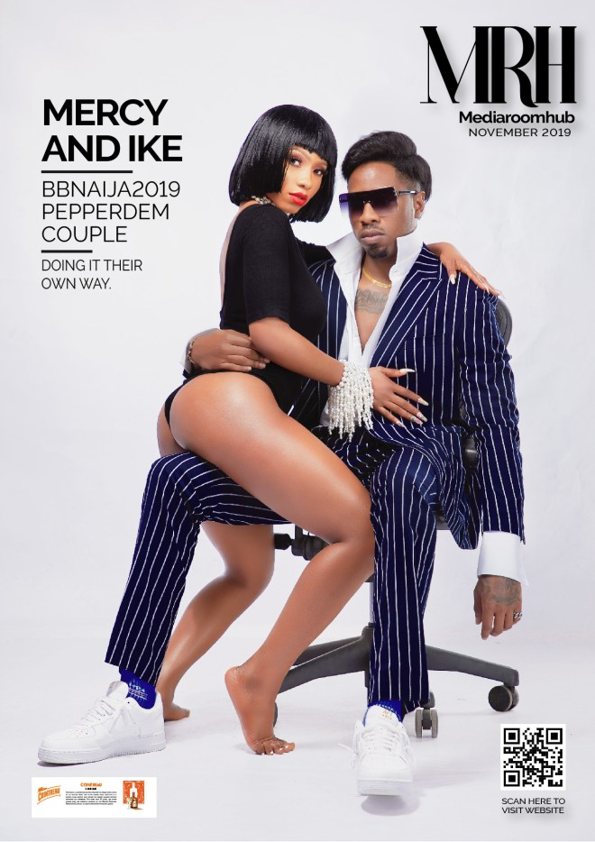 """Image result for Mercy and Ike photo for Cover of magazine 2019"""""""