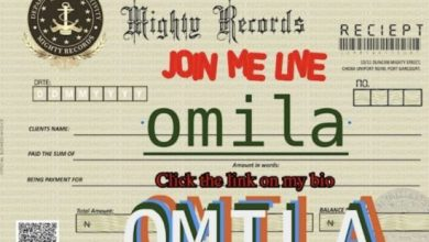 Duncan Mighty - Omila Mp3 Audio Download