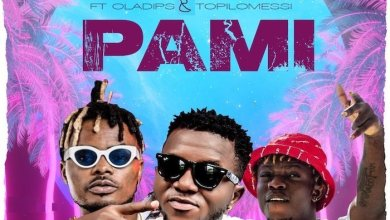 J Dazz Ft. OlaDips, Topilomessi - Pami Mp3 Audio Download