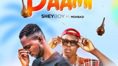 SheyBoy Ft. Mohbad - Paami Mp3 Audio Download