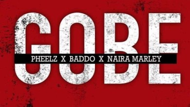 Image result for images of Gobe photo with olamide , nairma marlye and pheelz""