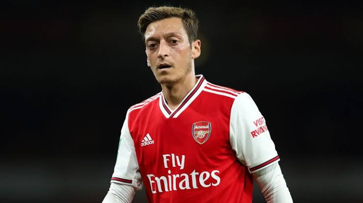 China state TV removed Arsenal-Manchester City Sunday game from its schedule after Mesut Ozil criticized China