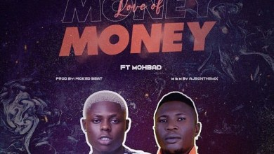 Horli Bee Ft. Mohbad - Love Of Money Mp3 Audio Download
