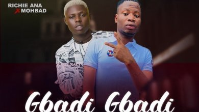 Richie Ana Ft. MohBad - Gbadi Gbadi Mp3 Audio Download