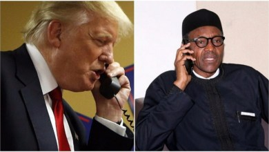 """""""They will do anything for ventilators"""", Trump says about Nigeria"""