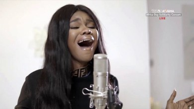 Becca Overcome (africa Day Live Performance) Video