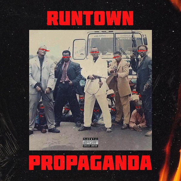 ALBUM: Runtown – Propaganda Free Mp3 + ZIP Download