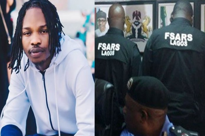 Naira Marley makes U-Turn as he cancels planned #EndSARS protest