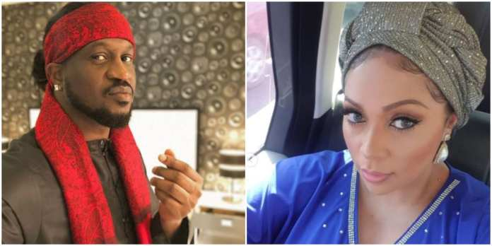 PSquare brothers: Paul calls Peter's wife Lola a hypocrite after her birthday message to them