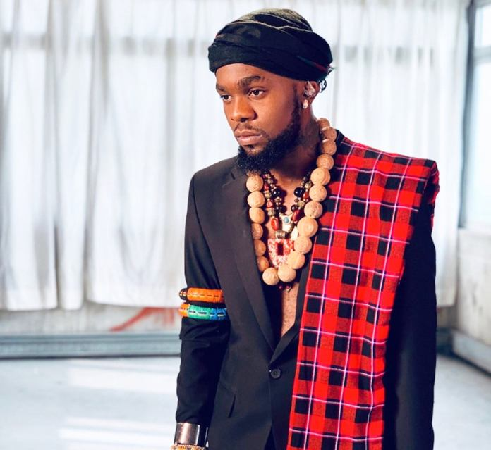 Singer Patoranking Drops Few Nuggets To His Fans WorldWide.