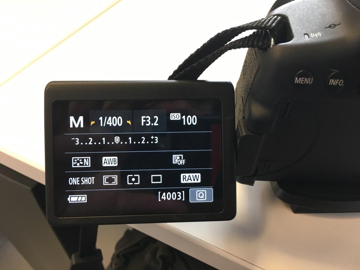 Conociendo los modos de nuestra cámara reflex