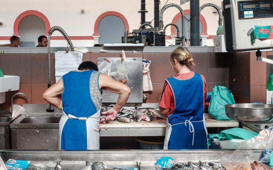 En socialt hållbar CFP: arbetarorganisationernas deltagande i fiskeri-, vattenbruks- och beredningssektorerna