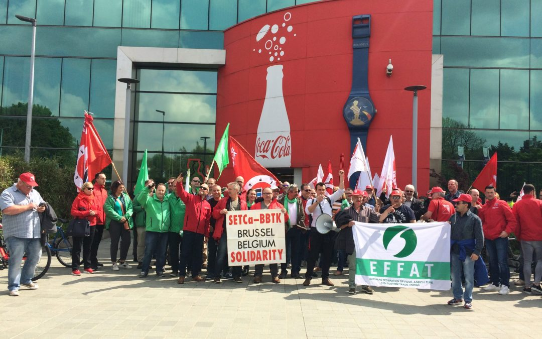 EWC Coca-Cola European Partners agreement signed after tough and long negotiations