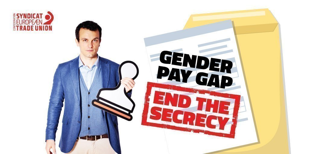 Gender Pay Gap – Trade Unions demand an End to Pay Secrecy