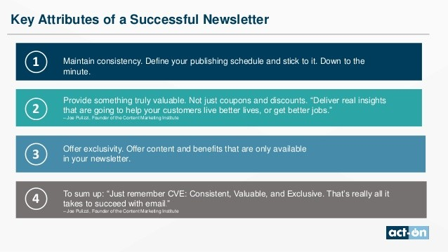 attributes_of_successful_newsletter