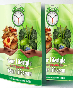 YOUR LIFESTYLE DETERMINES YOUR LIFESPAN