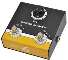 【JET CITY AMPLIFICATION】JHS A/B Boosterのレビューや仕様