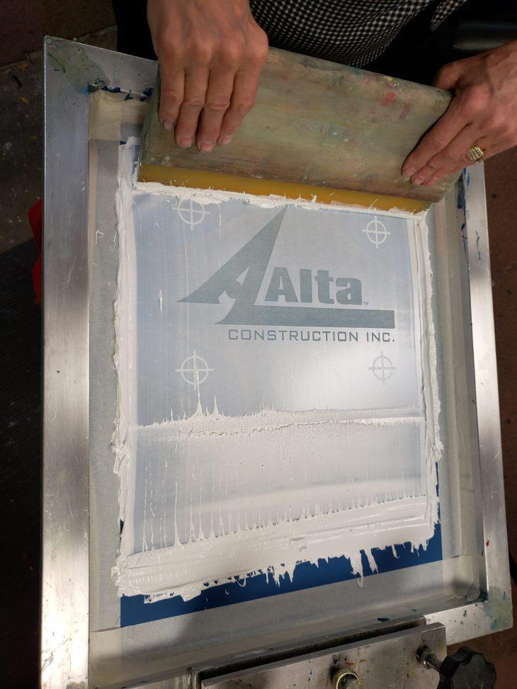 Alta Screen