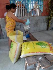 Dividing Rice