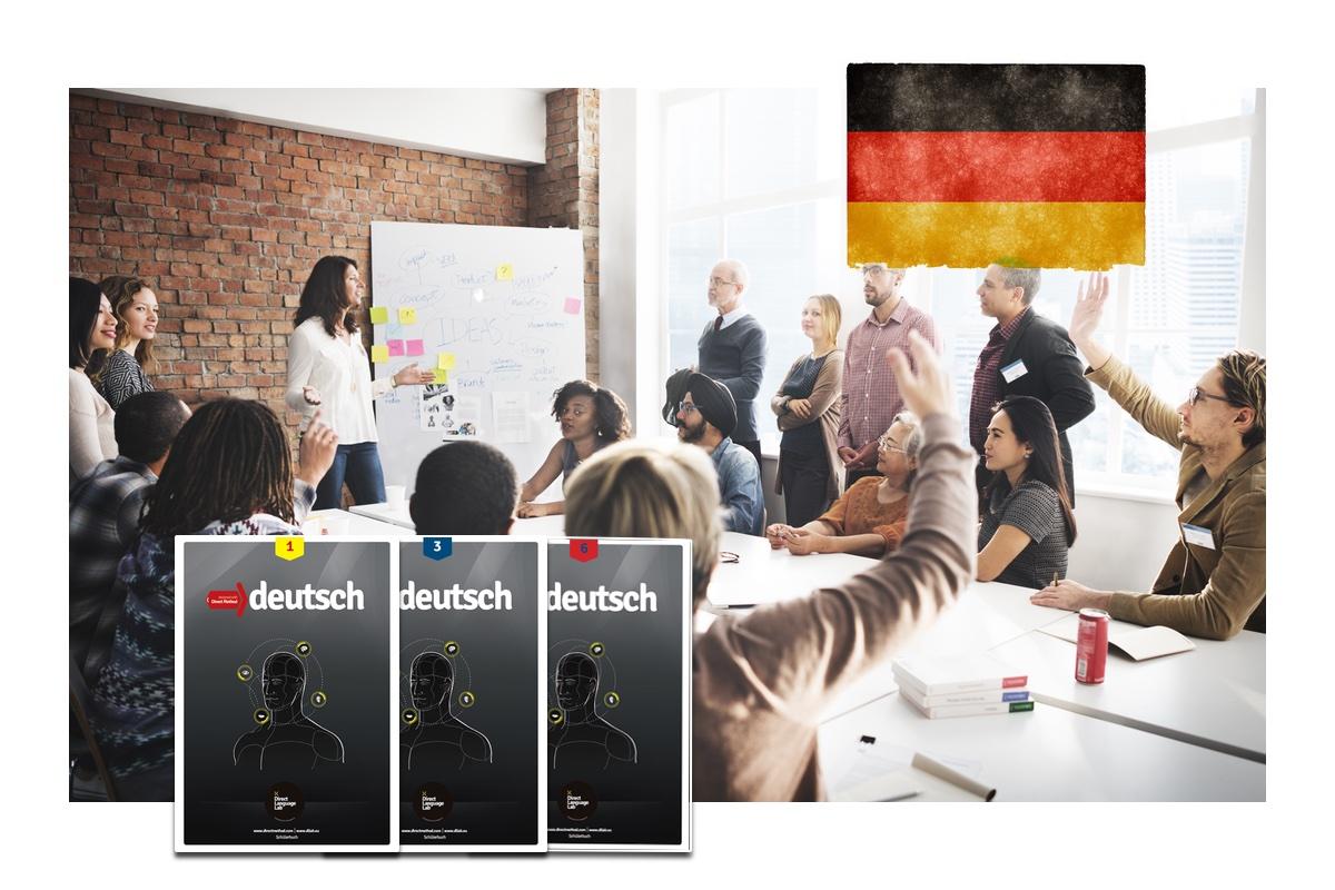 niemiecki nauka mówienia